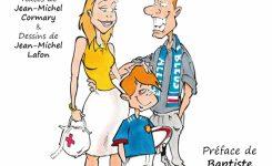 Un livre bienveillant et drôle dans l'univers rugbystique !